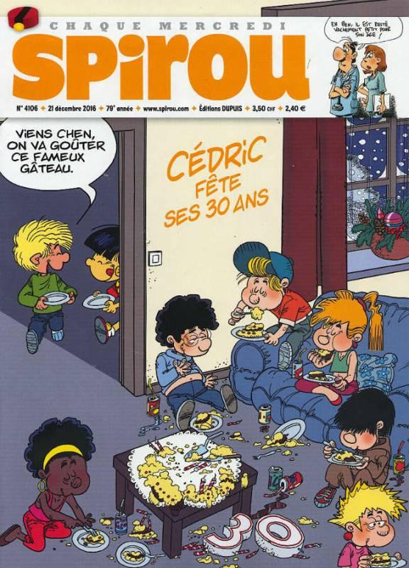 Spirou ... le journal - Page 18 Spirou12