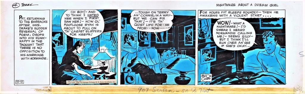Terry et les pirates de Milton CANIFF - Page 7 Terry111