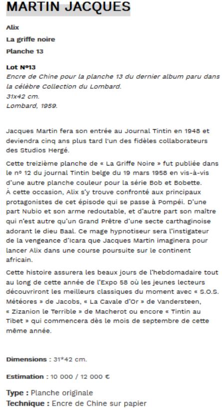 La Griffe Noire - Page 2 Texteg10