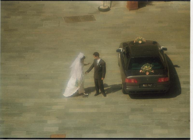 Quale auto al vostro matrimonio? Foto610