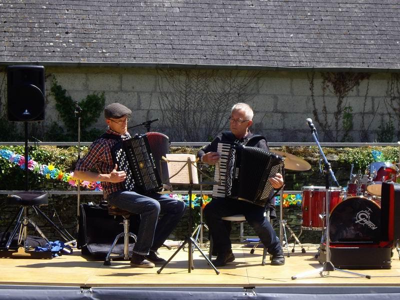 Fête de l'école de musique le 30 juin 2013 à Brasparts  Imgp4118