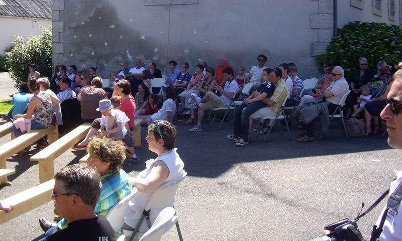 Fête de l'école de musique le 30 juin 2013 à Brasparts  Imgp4122