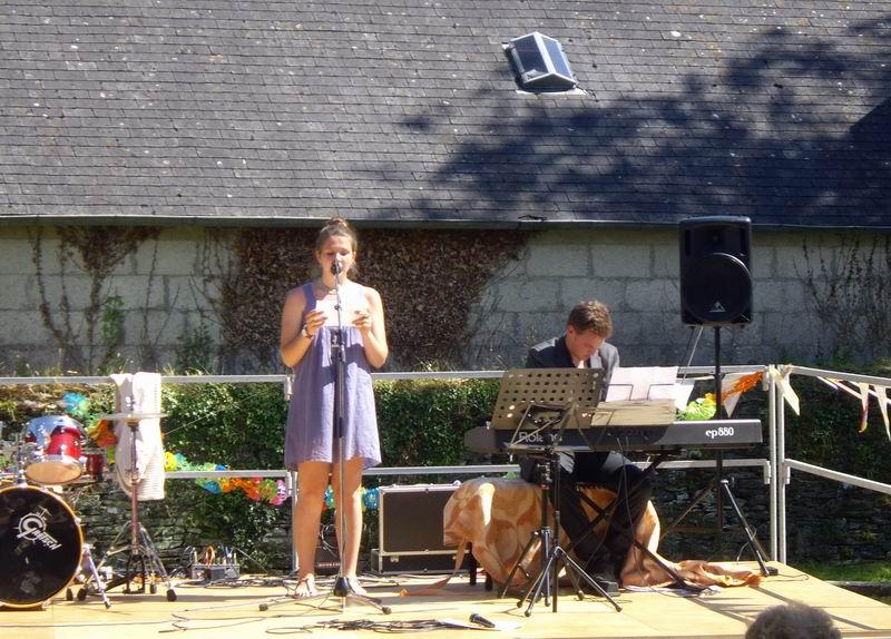 Fête de l'école de musique le 30 juin 2013 à Brasparts  Imgp4127