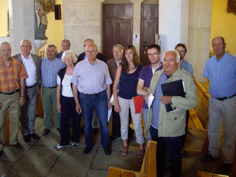 Restauration de l'église de Brasparts Imgp4212