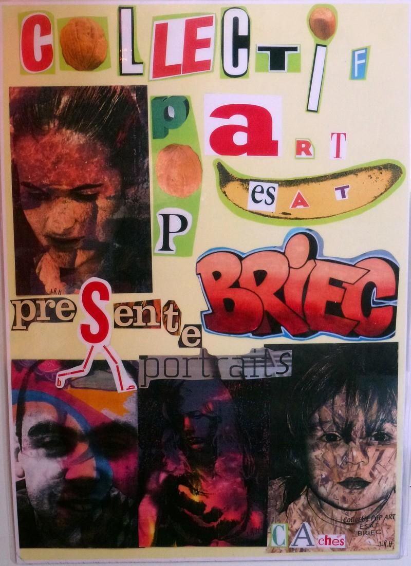 Nouvelle exposition à découvrir à l'espace Le Guyader tout l'été 2013: Art'Hand'Co P1020310