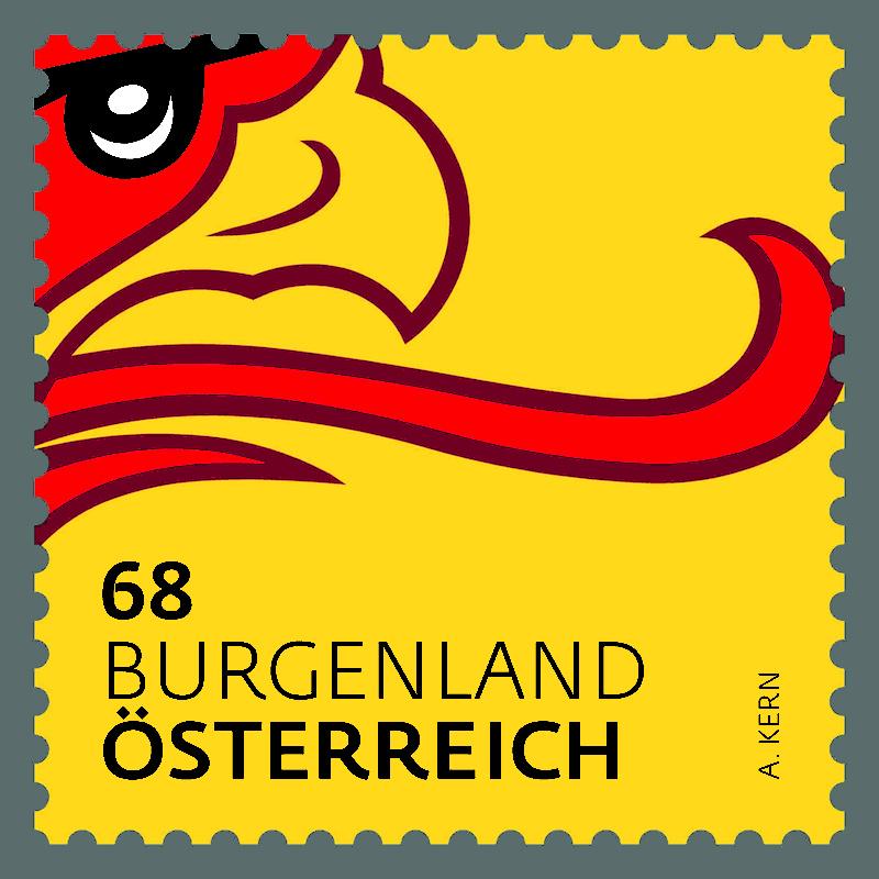 "Freimarkenserie ""Heraldik"" ab 1. Jänner 2017 0101_b11"