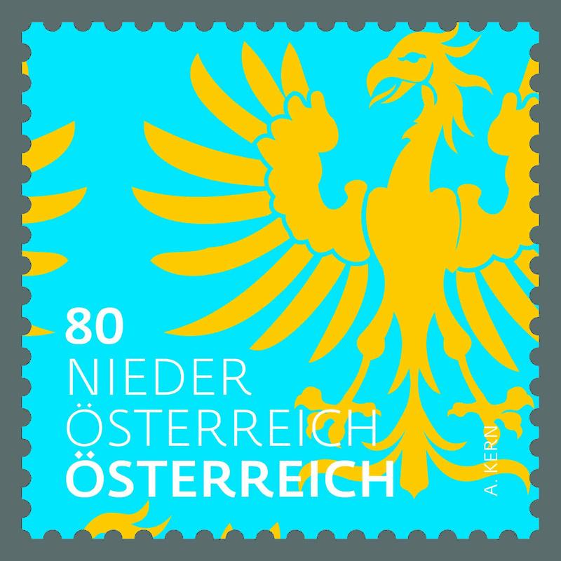 "Freimarkenserie ""Heraldik"" ab 1. Jänner 2017 0101_n10"