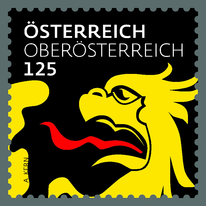 "Freimarkenserie ""Heraldik"" ab 1. Jänner 2017 0101_o10"