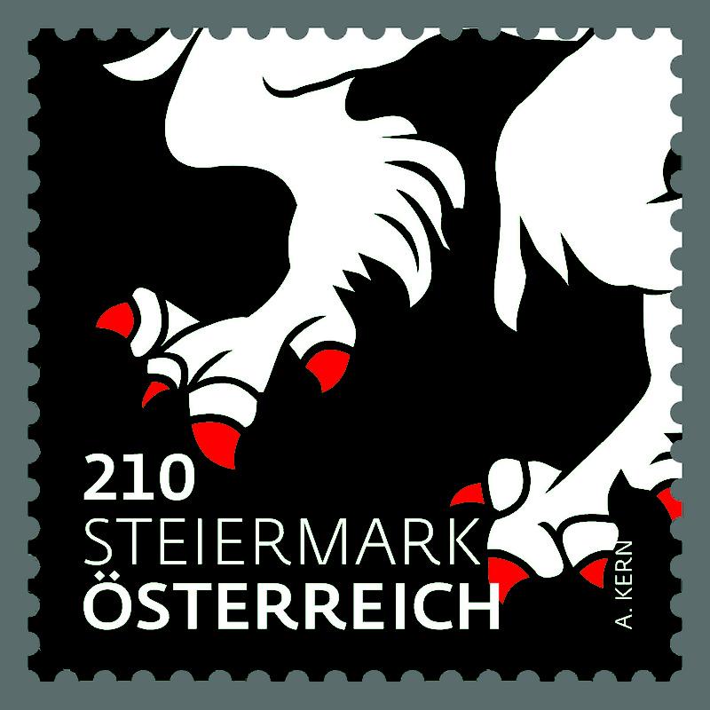 "Freimarkenserie ""Heraldik"" ab 1. Jänner 2017 0101_s11"