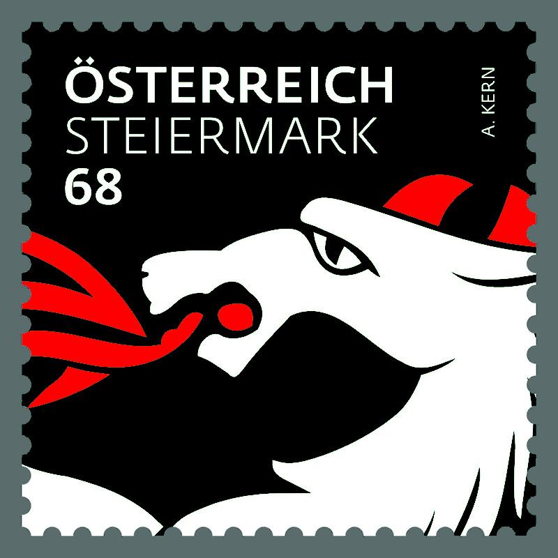 "Freimarkenserie ""Heraldik"" ab 1. Jänner 2017 0101_s13"