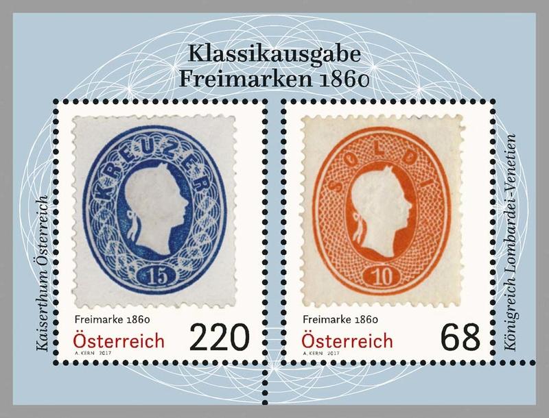 Serie Klassikausgaben 2017 – Briefmarkenblock neu produziert! 0315_f10