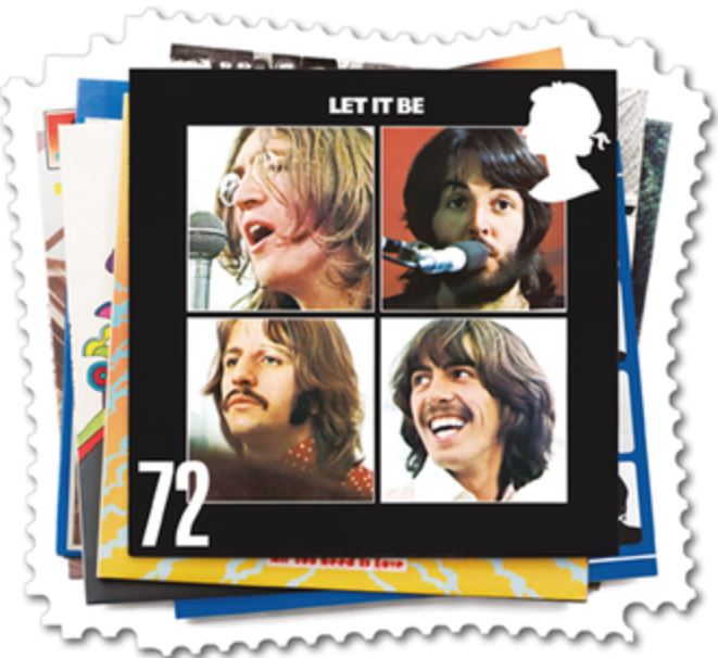 Briefmarken-Kalender 2017 Beatle10