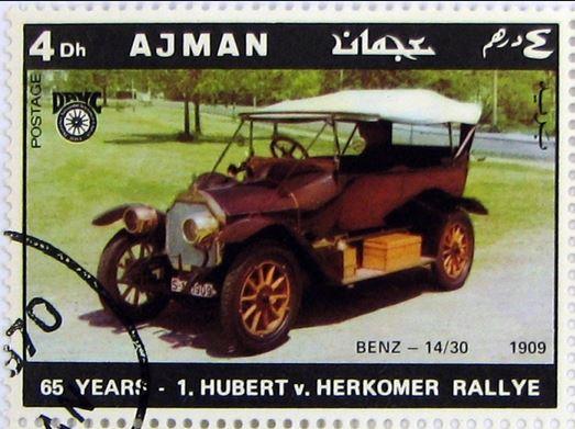 Oldtimer Benz1410