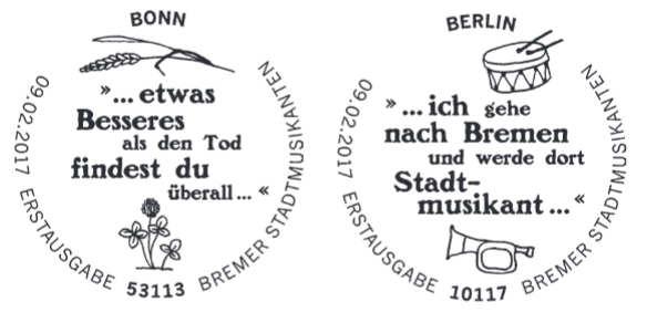 Neuausgaben 2017 - Deutschland Bremen19
