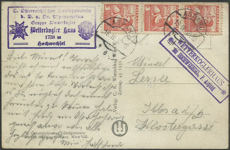 Österreich im III. Reich (Ostmark) Belege - Seite 9 Dritte10