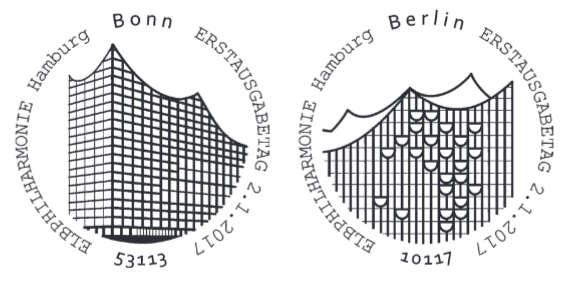 Neuausgaben 2017 - Deutschland Elb_st10