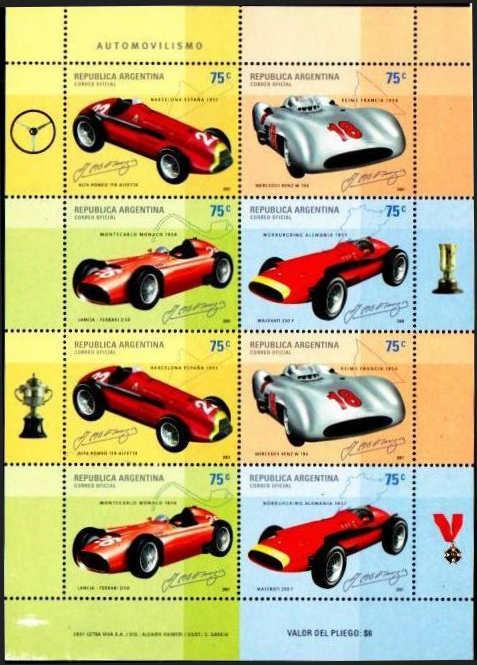Briefmarken-Kalender 2016   - Seite 14 Fangio10