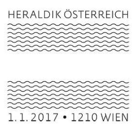 "Freimarkenserie ""Heraldik"" Herald10"