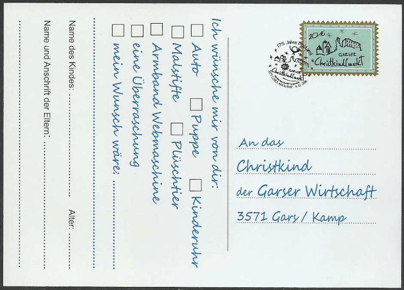 3. und 4. Dezember, Garser Christkindlmarkt Karte_10