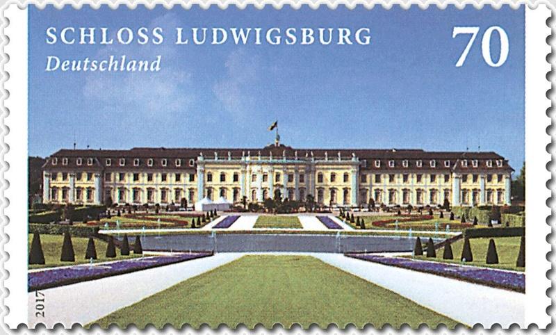 Neuausgaben 2017 - Deutschland Ludwig11