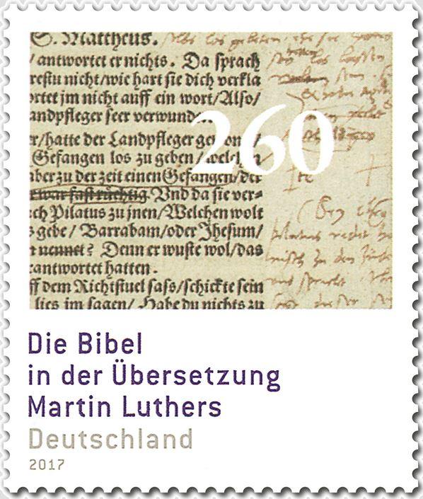 Neuausgaben 2017 - Deutschland Luther10