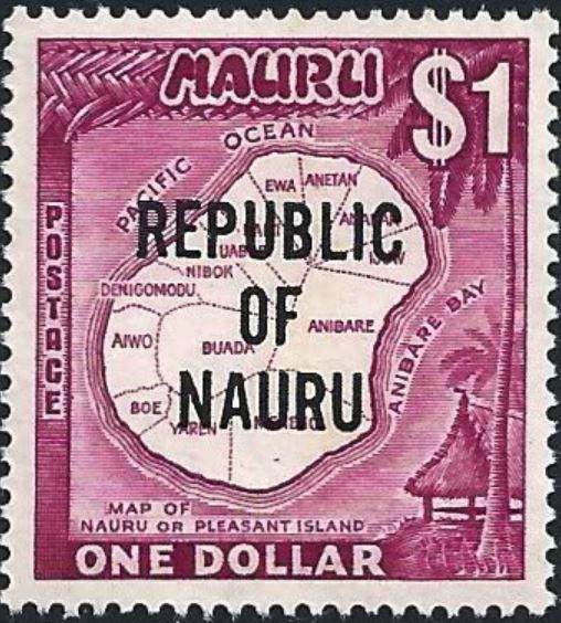 Briefmarken-Kalender 2016   - Seite 13 Nauru110