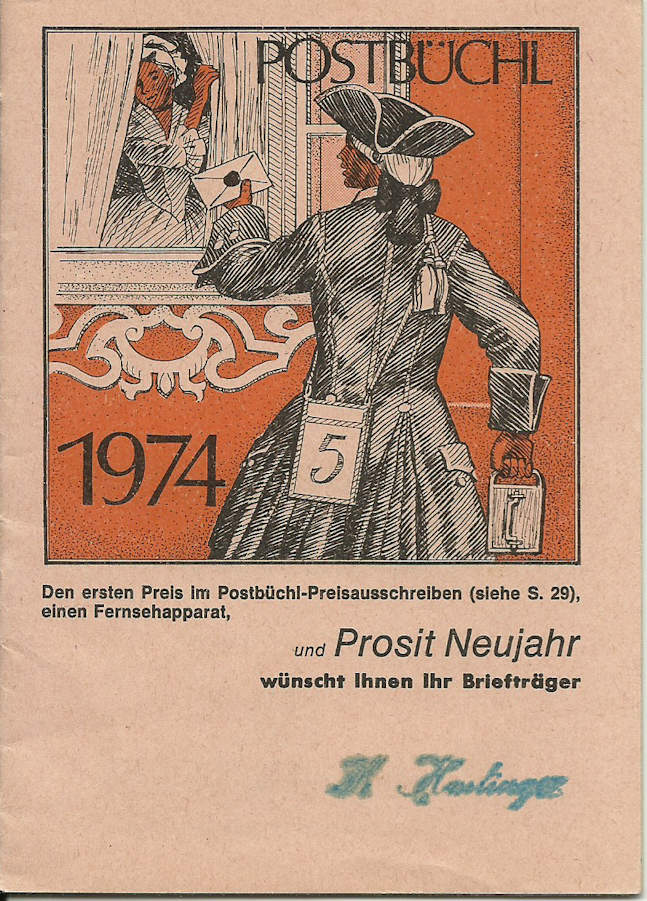 Briefträger / Postboten Postby10