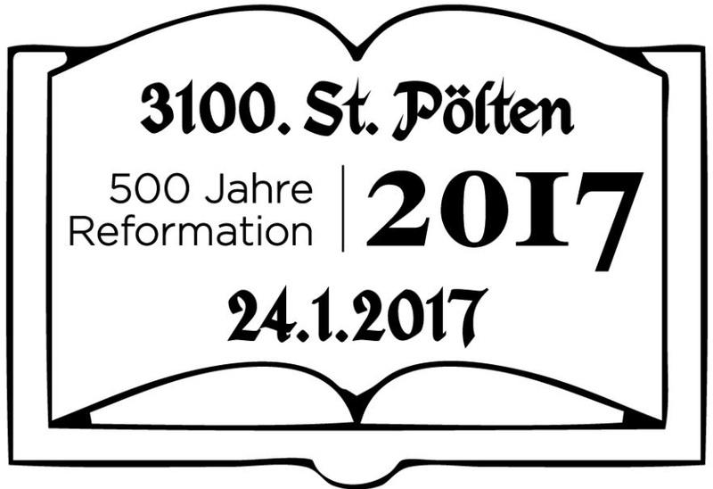 """SONDERMARKE """"500 Jahre Reformation"""" Reform11"""