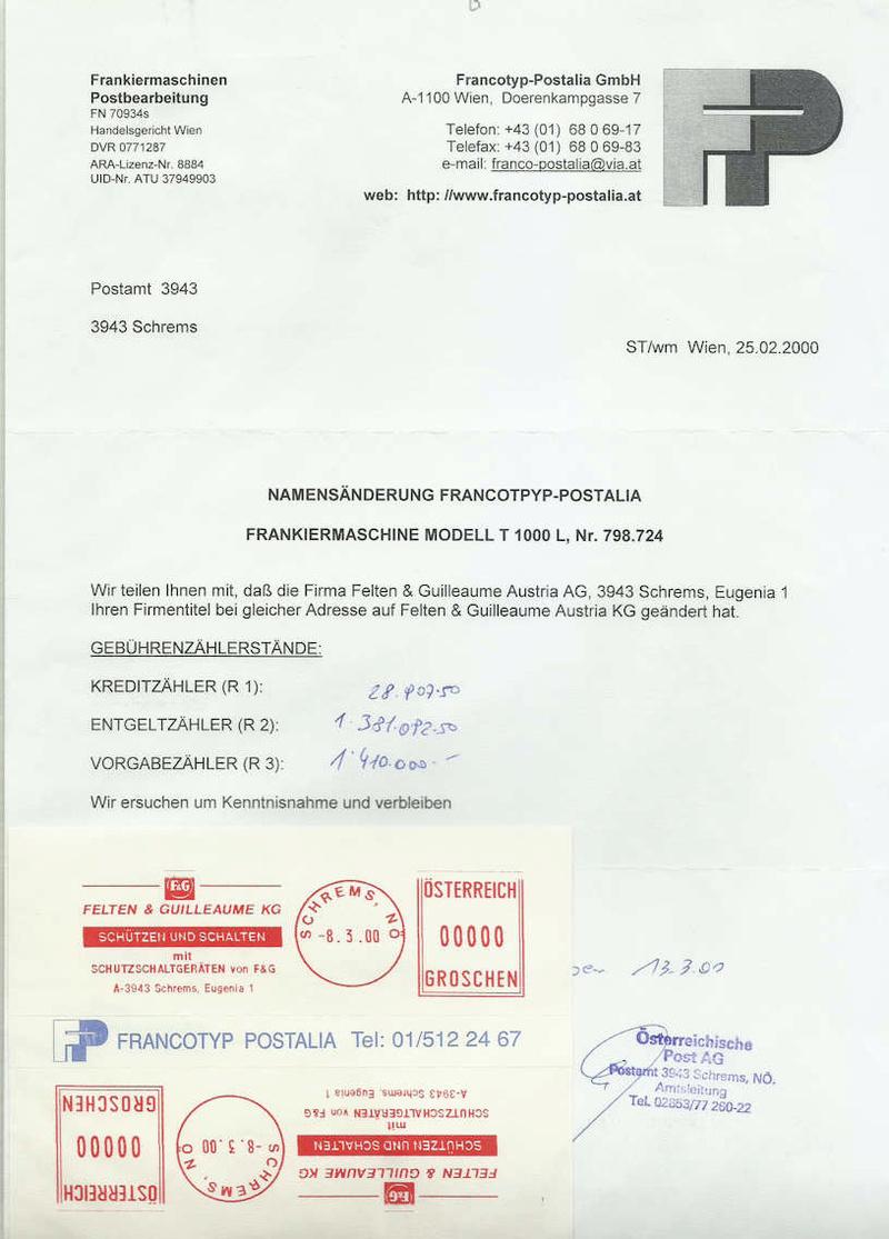 T1000 Freistempel aus Österreich T1000_10