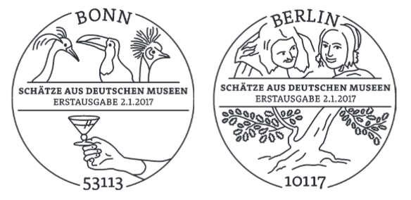 Neuausgaben 2017 - Deutschland Vermee11