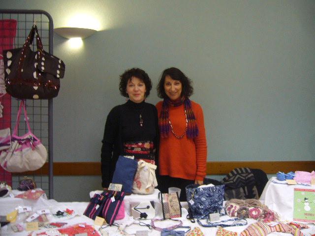 Les marchés de Noël de Titia et Isa P1210523