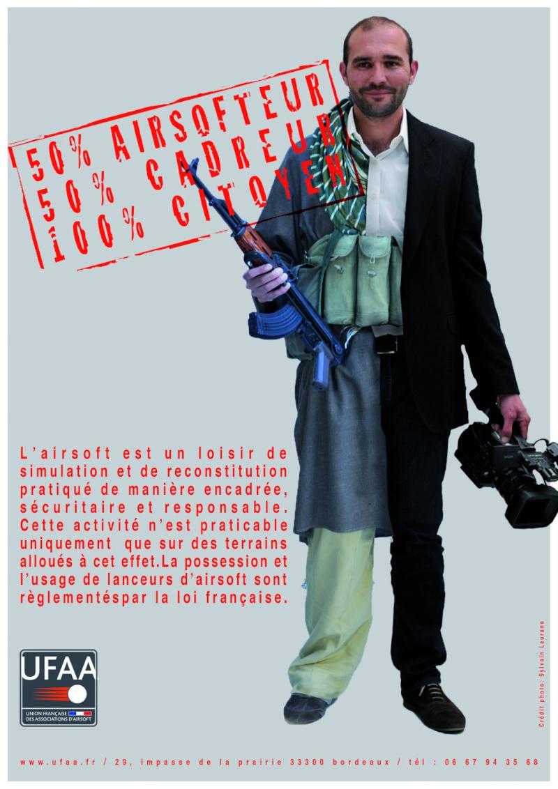 Campagne de communication de l'UFAA Affich11