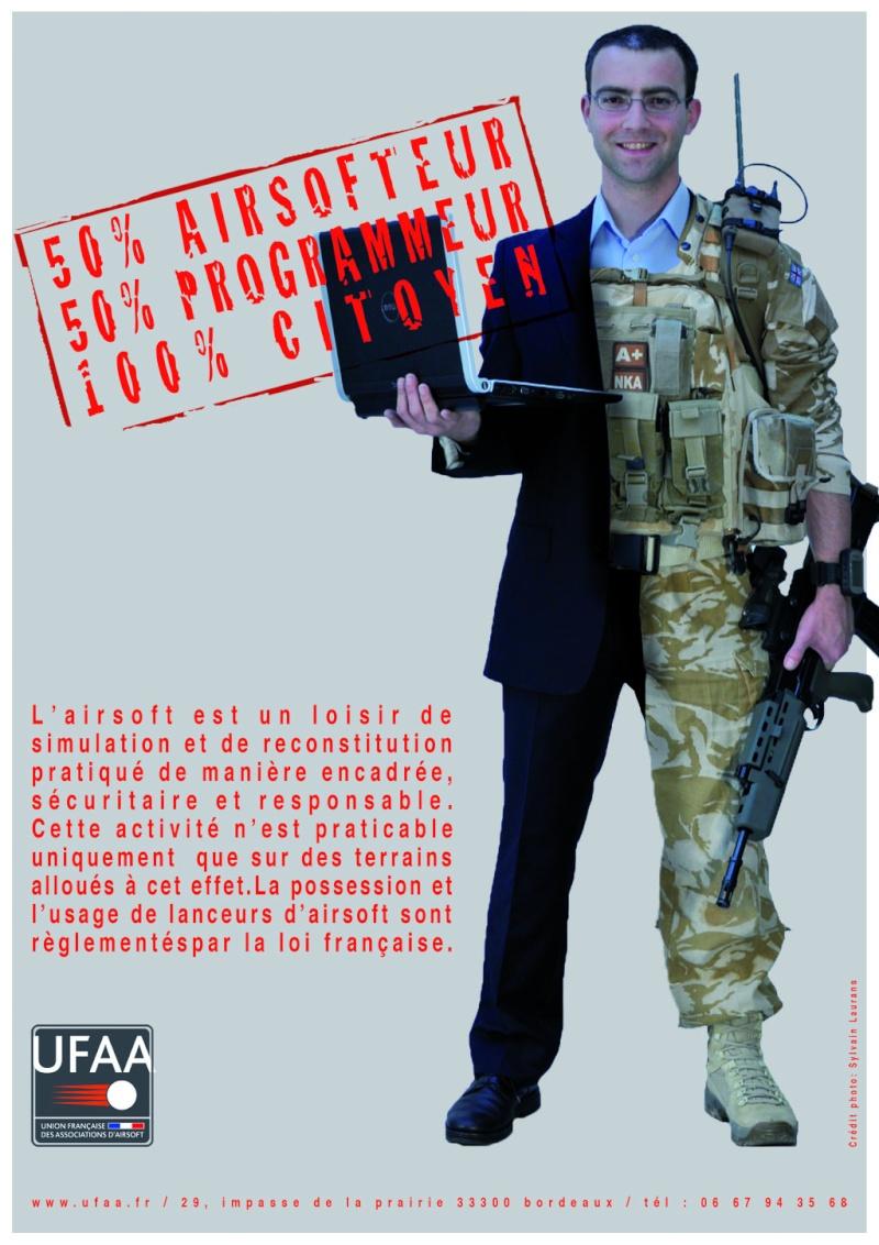 Campagne de communication de l'UFAA Affich12