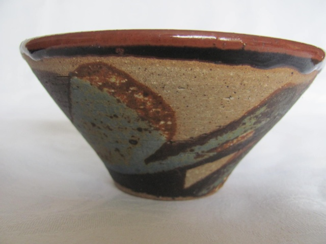 Bryan and Julie Newman, Aller Pottery (Somerset) 03710