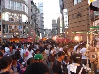 Evénements et Matsuri à Tokyo- août P1020110