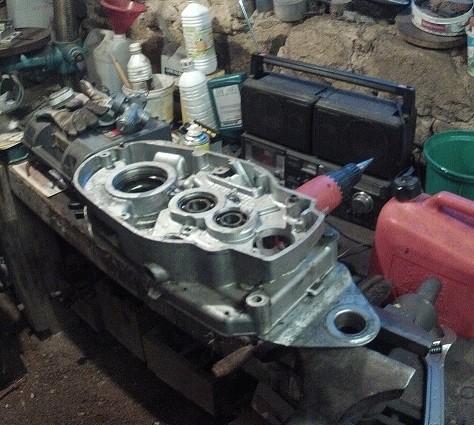 le vrai support moteur MZ Suppor12