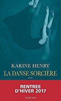 [Henry, Karine] La danse sorcière 41xuk111