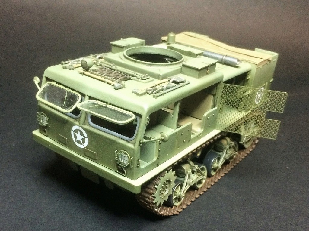 M4 High speed tractor - HOBBYBOSS - 1/35 - Page 8 Img_6818