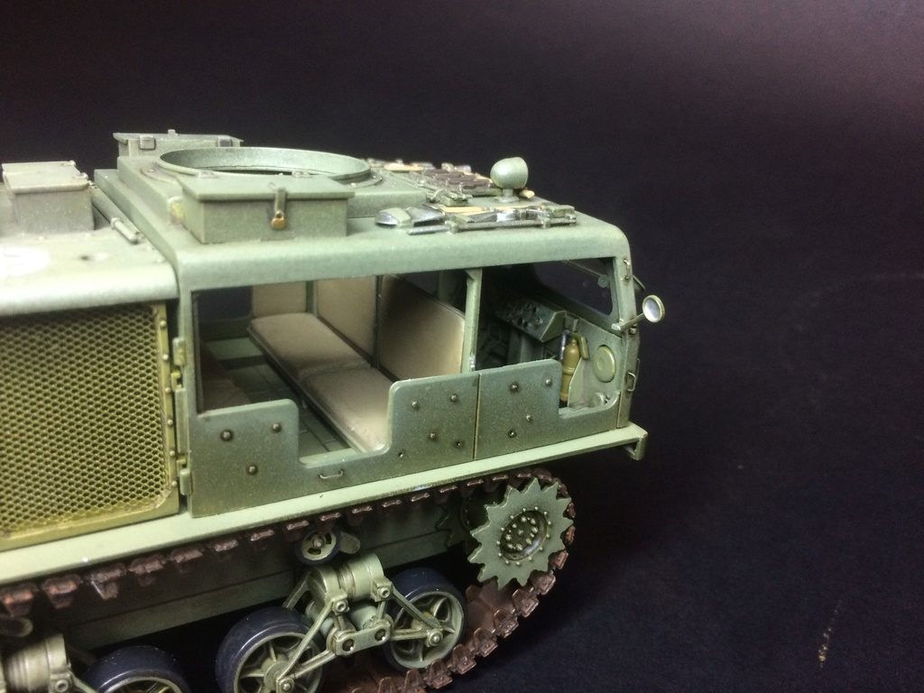 M4 High speed tractor - HOBBYBOSS - 1/35 - Page 8 Img_6824