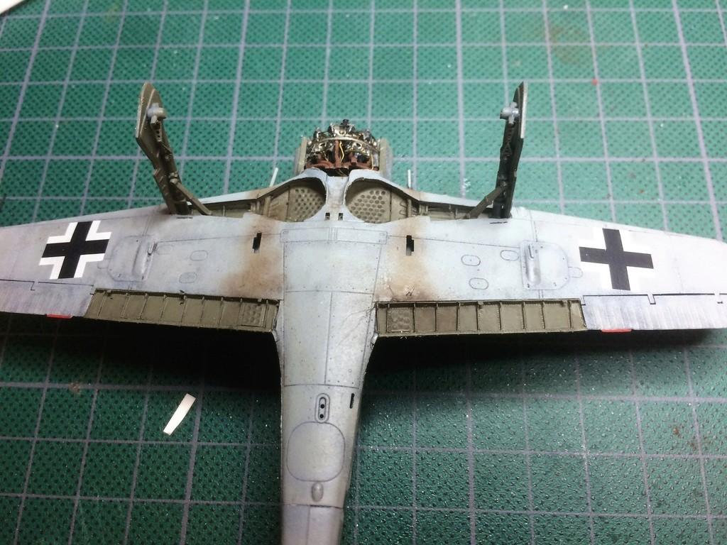 FW 190A8 - EDUARD ROYAL CLASS + Brassin -1/72 + projet diorama (Trois avions terminés) - Page 2 Img_7331