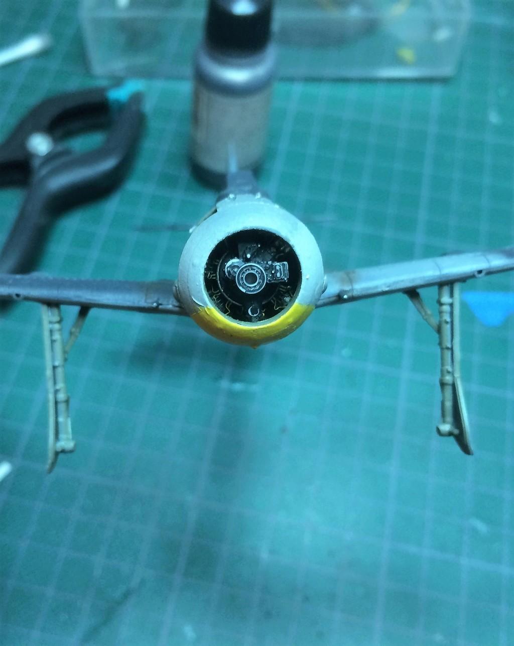 FW 190A8 - EDUARD ROYAL CLASS + Brassin -1/72 + projet diorama (Trois avions terminés) - Page 2 Img_7423