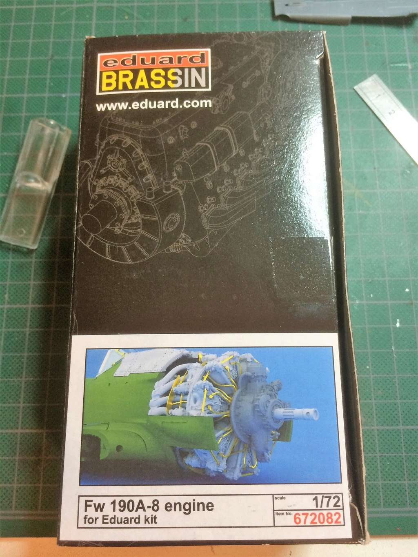 FW 190A8 - EDUARD ROYAL CLASS + Brassin -1/72 + projet diorama (Trois avions terminés) - Page 3 Img_7533