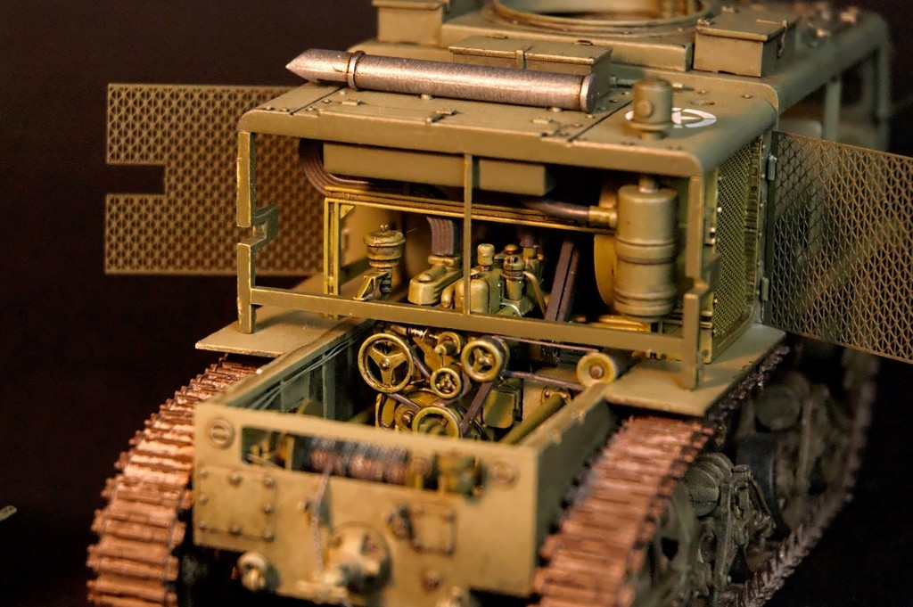 M4 High speed tractor - HOBBYBOSS - 1/35 - Page 9 M4_tra14