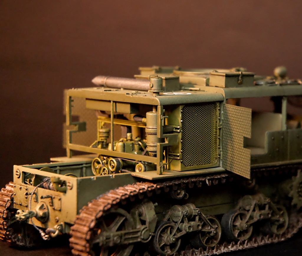 M4 High speed tractor - HOBBYBOSS - 1/35 - Page 9 M4_tra15