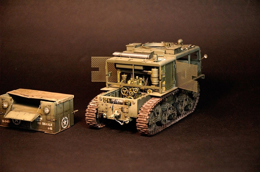 M4 High speed tractor - HOBBYBOSS - 1/35 - Page 9 M4_tra16