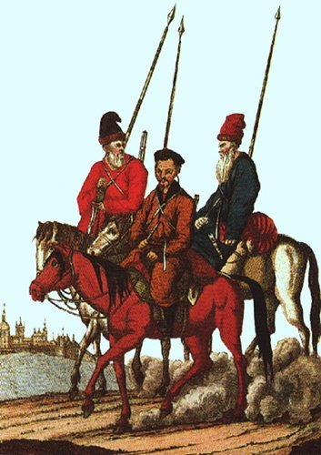 [CR] La Prise de Borisov 21 Novembre 1812 Cosaqu10