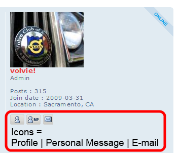 classified - Forum Communications (E-mail, PM, Newsletter, Notifications) and Profile Settings Forump11