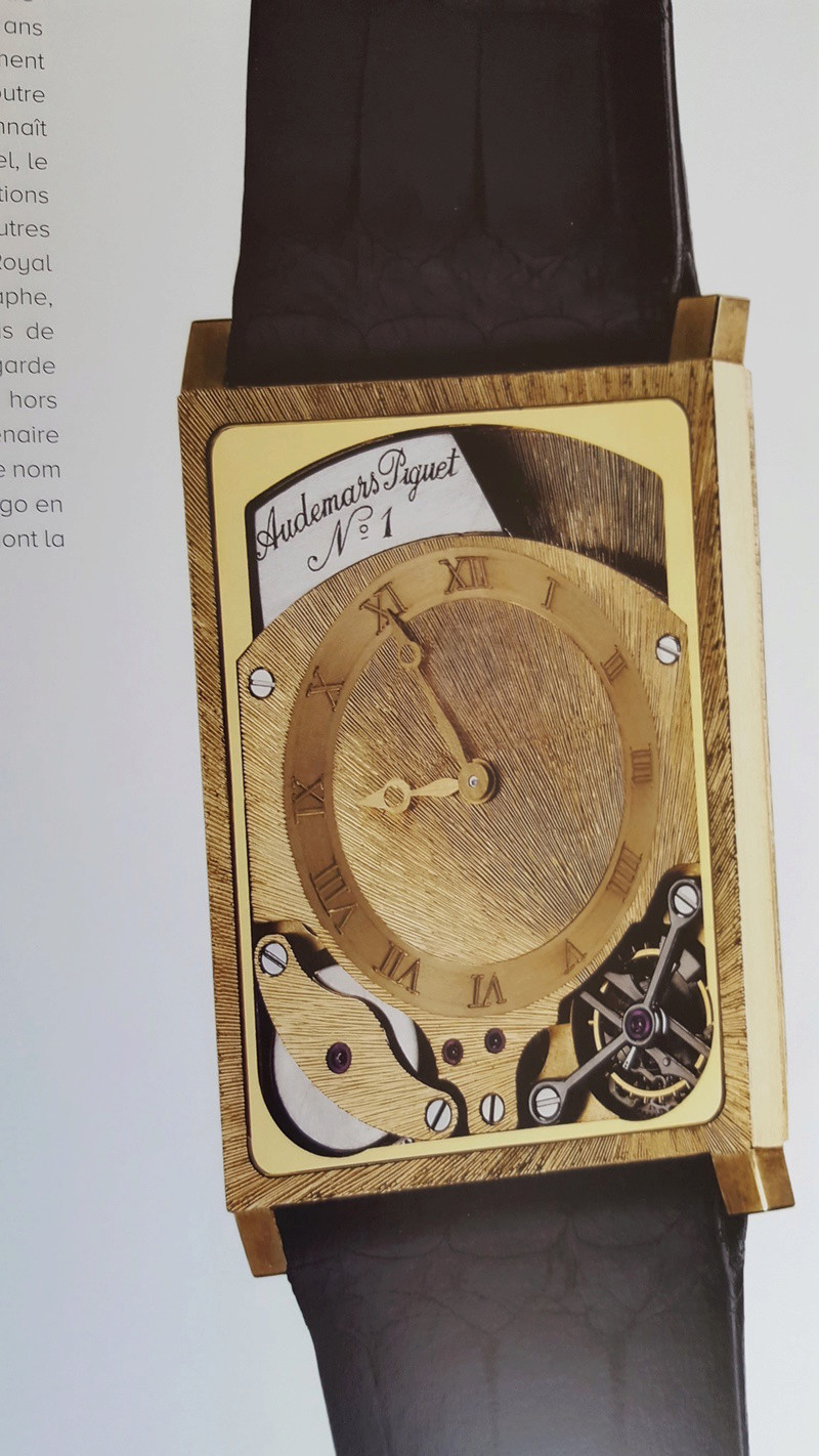 Royal Oak - Audemars Piguet - 40th Anniversary book 20161019
