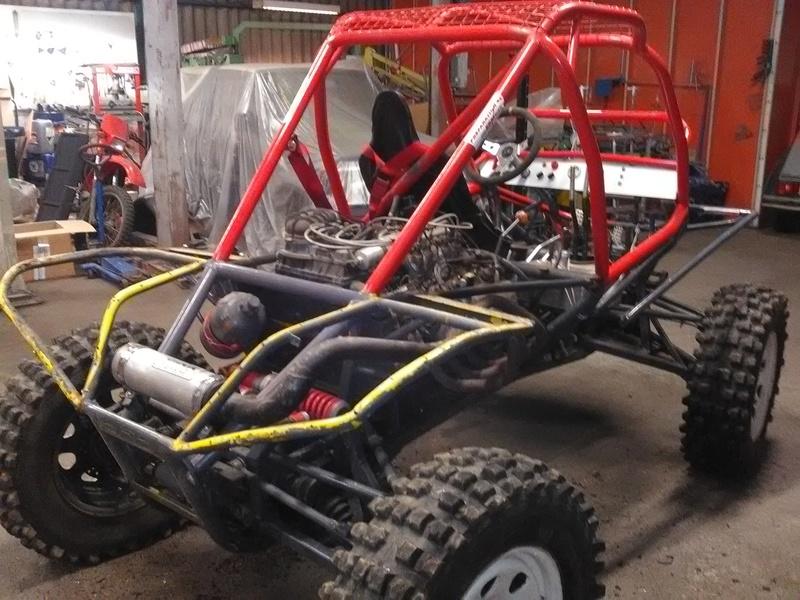 nouveau véhicule pour le trial: proto Galleron  Img_2059