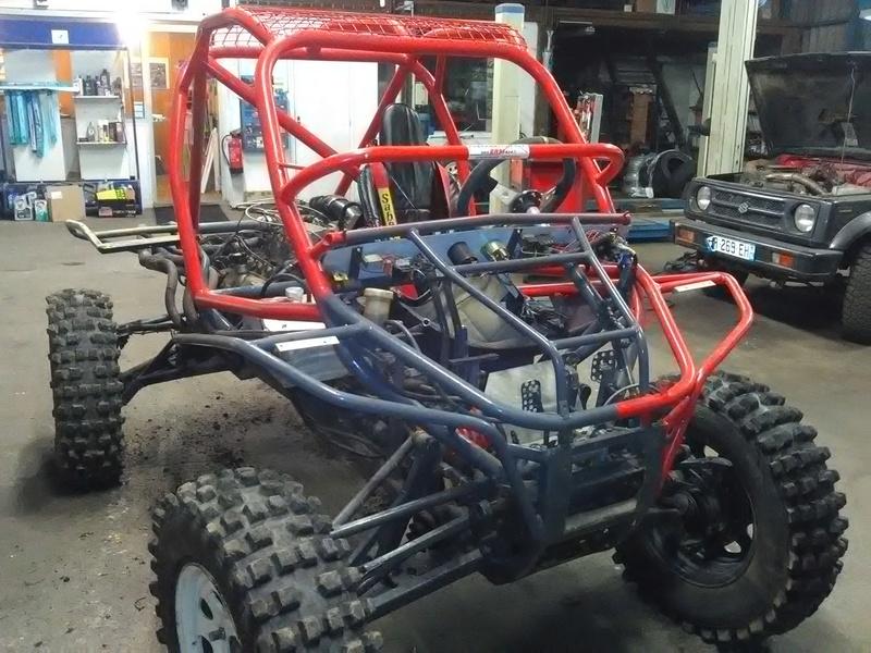 nouveau véhicule pour le trial: proto Galleron  Img_2060